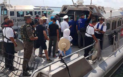 Accueil des 40 rescapés à Zarzis : L'OIM salue le geste de la Tunisie