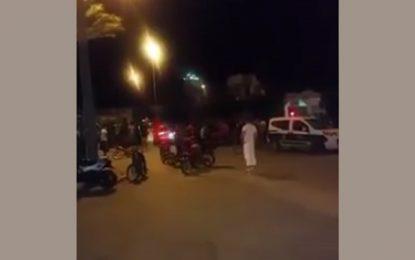 Djerba : Un chauffard tue un ado et blesse 2 personnes
