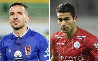 Football : Ali Maaloul et Hamdi Harbaoui buteurs