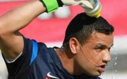 Premier match d'Aymen Mathlouthi avec le Club africain