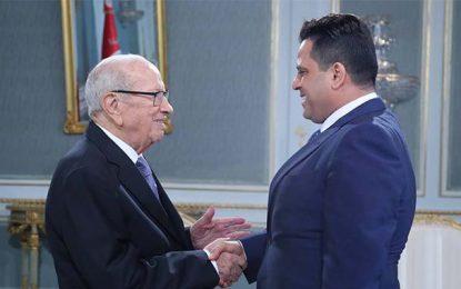 Crise politique : Caïd Essebsi à la manœuvre contre Chahed