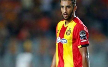 Espérance de Tunis : Bilel Mejri, plus de peur que de mal
