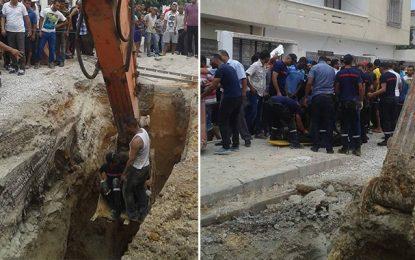 Borj El Amri : Décès d'un ouvrier enseveli sous un amas de terre