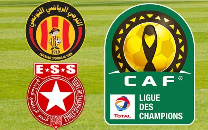 Ligue des champions : programme de l'Espérance et de l'Etoile
