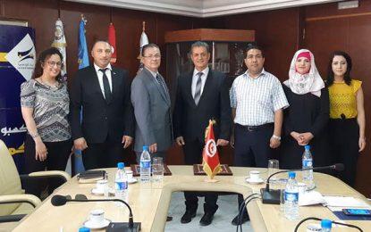 CFE Tunisie et Poste Tunisienne au service des micro entreprises