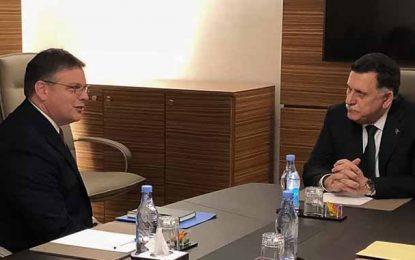 Donald Blome proposé au poste d'ambassadeur des Etats-Unis en Tunisie