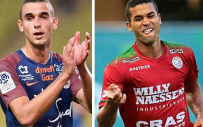 Football européen : Ellyes Skhiri et Hamdi Harbaoui buteurs