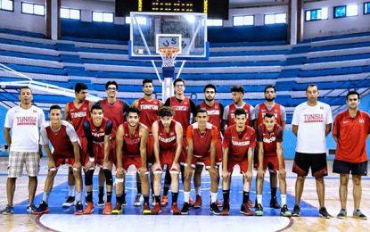 CAN U18 de basketball : La Tunisie ouvre samedi face au Rwanda