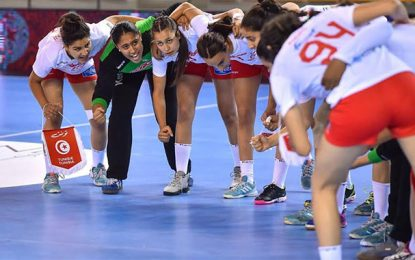Championnat du monde de handball U18 : Tunisie-Russie en 8e de finale