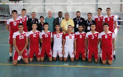 Volleyball : Le championnat du monde junior en Tunisie (août 2019)