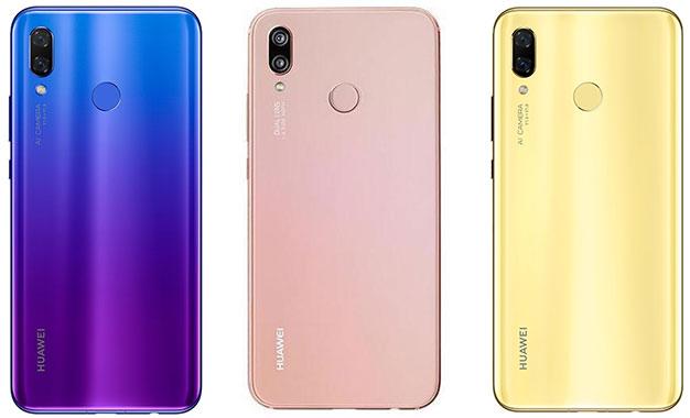Huawei Nova 3 Mariage Reussi De Design Et De Puissance