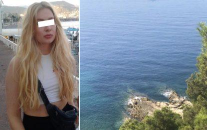 Italie : Un Tunisien pousse une Allemande du haut d'une falaise