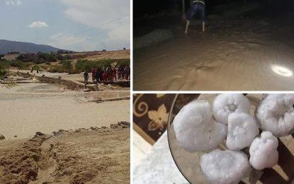 Intempéries à Kairouan : Dispositif anti-catastrophes naturelles enclenché