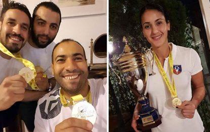 Handball : Quatre Tunisiens remportent la Supercoupe de Roumanie