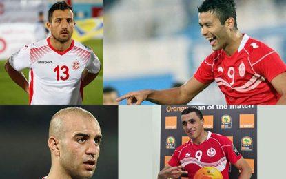 Equipe de Tunisie : Probable retour de Harbaoui, Abdennour, Laribi et Akaichi