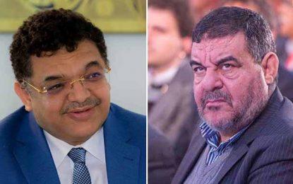 Ennahdha : Friture sur la ligne entre Lotfi Zitoun et Mohamed Ben Salem