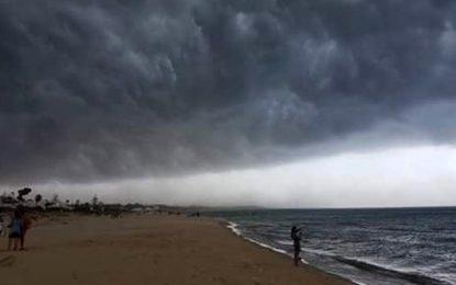 Tunisie-Météo : A partir de cette nuit vents, pluies et orages