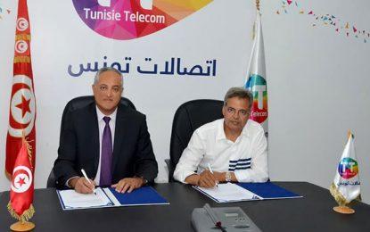 Partenariat biennal entre Tunisie Telecom et le Groupe Hermess