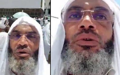 Les prières du faux cheikh Hentati à la Mecque contre… la Colibe