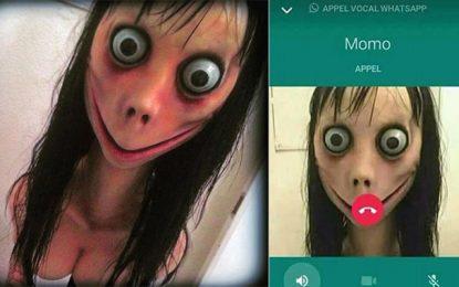 Ansi : «Momo», un nouveau jeu mobile jugé dangereux