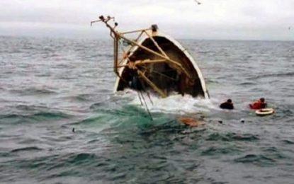 Naufrage d'un bateau de pêche à Sfax : Deux morts et 5 rescapés