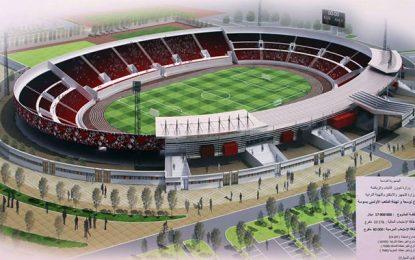 Le Stade de Sousse bientôt fermé pour travaux à la fin de la saison