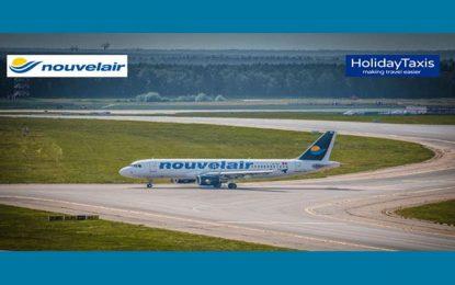 Réservations : Partenariat stratégique entre Nouvelair et HolidayTaxis