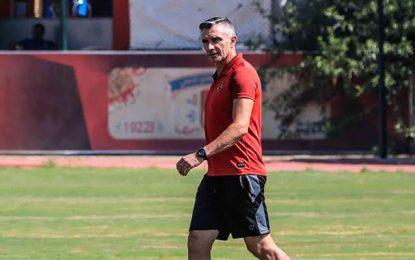 L'entraîneur d'Al Ahly demande à ses joueurs d'oublier le passé