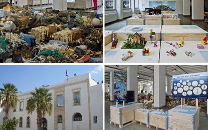 Palais Kheireddine : Exposition de sensibilisation à la pollution marine