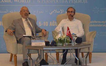Rached Ghannouchi : La révolution tunisienne est islamique