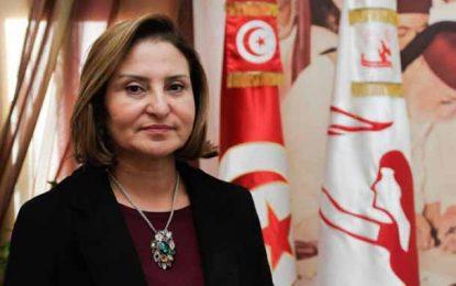Radhia Jerbi : Le recours au test anal est inadmissible
