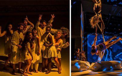Ballet : ''Ré-Existence'' de Nawel Skandrani le 16 août à Hammamet
