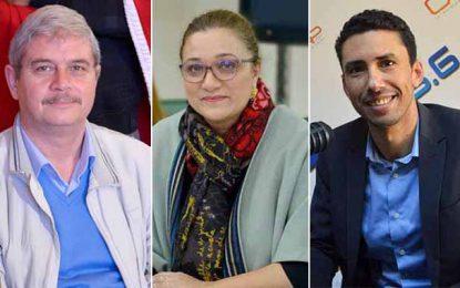 Tunisie : Ben Fredj, Chettaoui et Falfel quittent le bloc d'Al-Horra