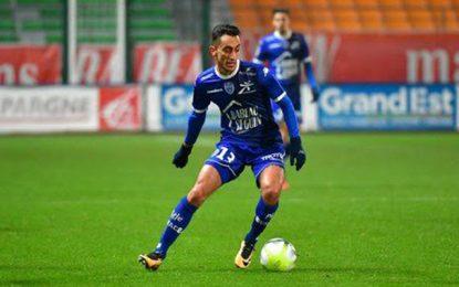 Marseille refuse l'offre d'un club anglais pour Seîf Eddine Khaoui