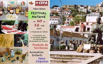 Le Festival «MaTerrE» valorise les produits de Kroumirie-Mogods