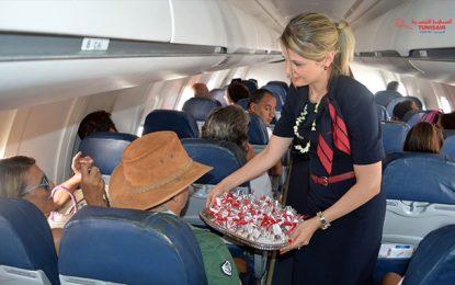 Le monopole de Tunisair sur la ligne Tunis-Nantes prendra fin en 2019
