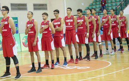 Championnat d'Afrique U18 de basketball: La Tunisie en quarts de finale