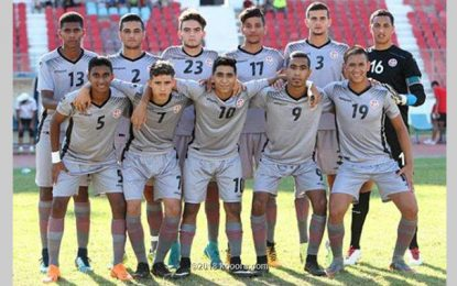 Football-CAN 2019 U17 : la Tunisie réussit son entrée