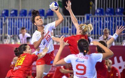 Mondial féminin de handball U18 : Les Tunisiennes stoppées par les Russes