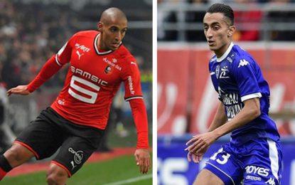 Seif-Eddine Khaoui et Wahbi Khazri réunis à Saint Etienne ?