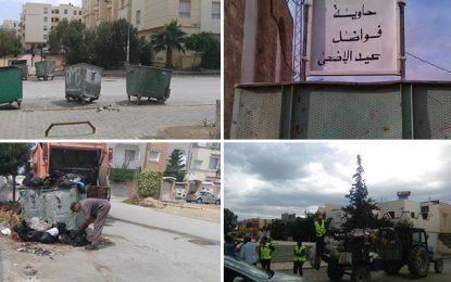 Tunisie : Succès de la campagne «Pour un Aïd propre»