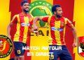 EST-Al Ahly match retour en live streaming : CAF 2018