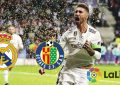 Real Madrid-Getafe : streaming live match 2018