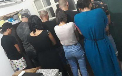 Sousse : Un footballeur arrêté au domicile d'un repris de justice