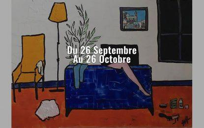 Anne-Marie Mouaffak expose ses «Carnets de voyage» à L'Agora