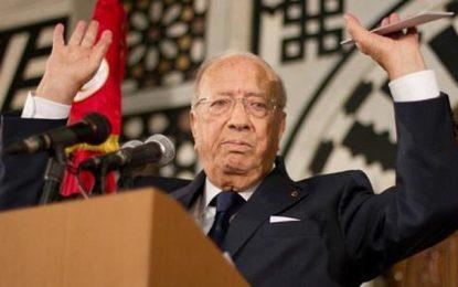 Sondage : La popularité de Béji Caïd Essebsi en berne