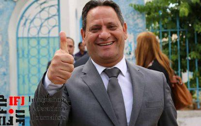 LA FIJ appelle le gouvernement tunisien à assurer la sécurité de Bghouri