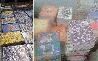 Monastir : Un commerçant poursuivi pour spéculation sur les cahiers subventionnés
