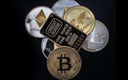 Les cryptomonnaies débarquent sur les casinos en ligne