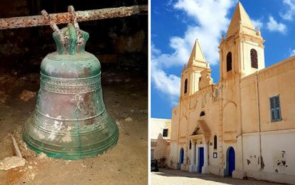 Pleins feux sur l'église Saint-Joseph de Houmt-Souk, à Djerba